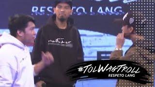 #TOLWAGTROLL RESPETO LANG RAP DEBATTLE: MARIJUANA
