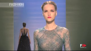 """""""GEORGES HOBEIKA"""" Paris Haute Couture Autumn Winter 2014 Full Show HD by Fashion Channel"""