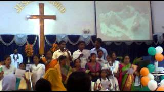 Bharatha Desama Yesuke united  church bhel