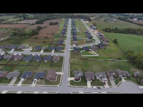 Whispering Oaks Aerial Tour