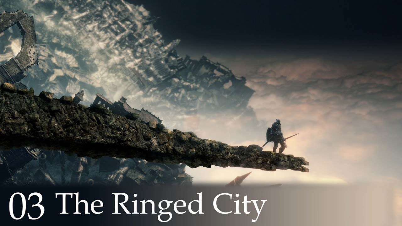 The Ringed City Wallpaper: The Ringed City