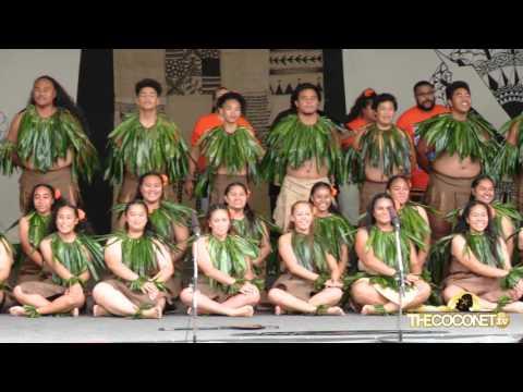 POLYFEST 2016 - Tangaroa College Niuean Stage