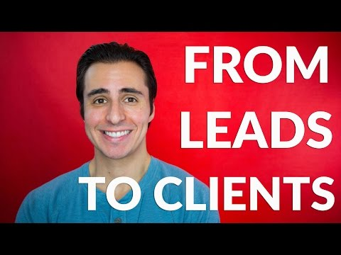 Success In Real Estate: Targeting Leads That Convert To Clients