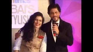 Шахрукх Кхан и Каджол -на премии самые стильные \ Mumbai's Most Stylish Awards 2014