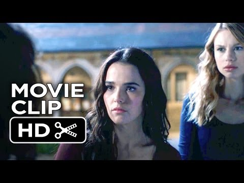 Vampire Academy Movie CLIP - Nose Job In Montana (2014) - Zoey Deutch Movie HD