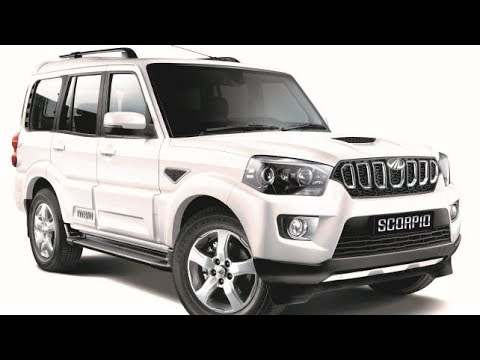 New Mahindra Scorpio Price in India, Review, Mileage & Videos | Smart Drive 17 Dec 2017