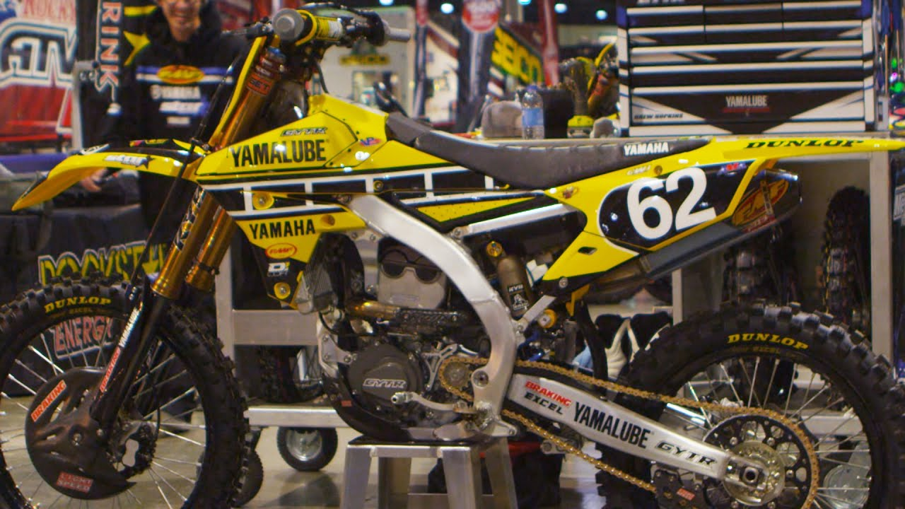 Star Racing Yamaha Graphics Kit