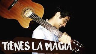 Lil Silvio & El Vega - Tienes La Magia | Audio (Cover Acústico)