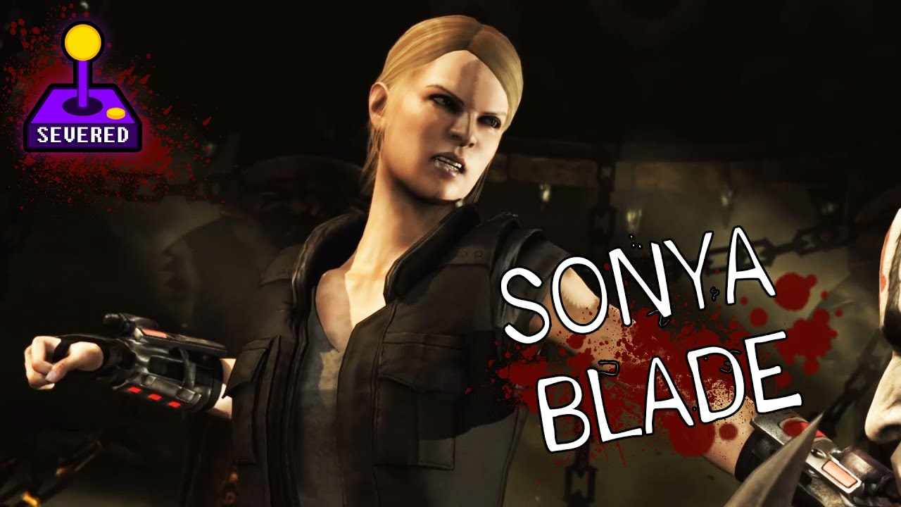 Mortal Kombat X Gameplay Walkthrough Story Mode Sonya Blade Chapter 5 Mkx Ps4