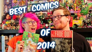 Best And Worst Comics Of 2014