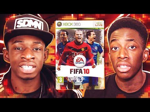 FLASHBACK FIFA VS MANNY!