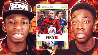 FLASHBACK FIFA VS MANNY!