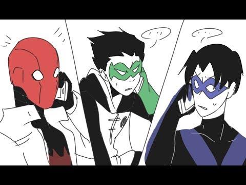"""BatFam- """"Malk"""" [animatic]"""