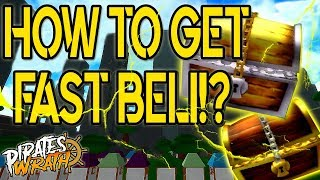 HOW TO GET FAST BELI IN | ONE PIECE PIRATES WRATH!| ROBLOX | BUILDERBOY TV