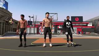 NBA 2K20: This Glass Cleaning Lockdown Shoots Like A Stretch Big. The Best Overpowered Center Build