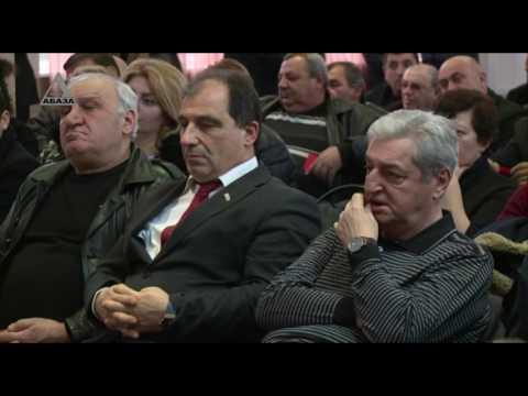 Выборы председателя армянской общины