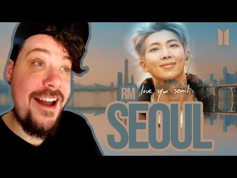 Mikey Reacts to RM 'Seoul'