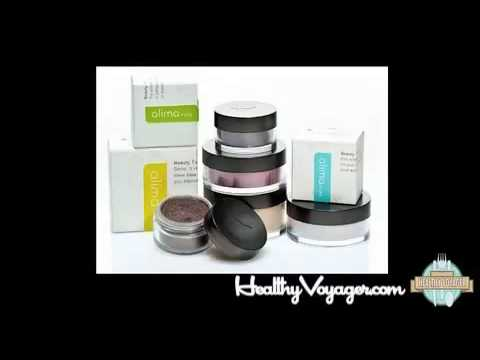 The Healthy Voyager Reviews Alima Pure All Natural, Vegan Mineral Makeup