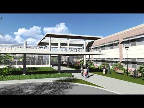 Birdville Isd Schematic Phase 2 North Richland Middle School Youtube