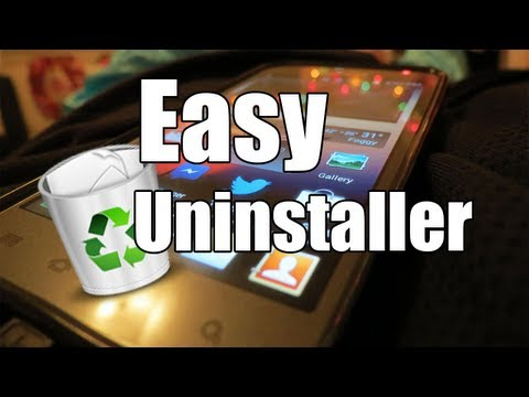 Easy Uninstaller - Easy & Fastest Uninstall Tool for Android