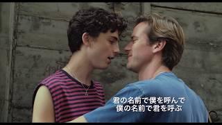 北イタリアの避暑地を舞台に、男性同士のひと夏のエピソードを描いたラ...