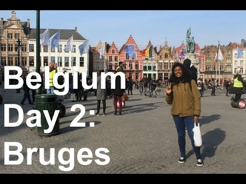 Belgium: Day 2 -Bruges - Best Belgian Dinner & Beer