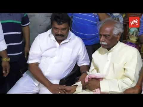 Talasani Visitation to Dattatreya | BJP MP Bandaru Dattatreya's Son Vaishnav Passes Away | YOYO TV