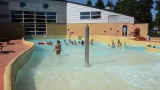 Genieten in het zwembad van Camping Samoza / Het is zomer!!
