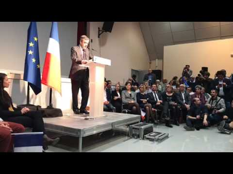Meeting de François Fillon à Pertuis  (15/03/17)