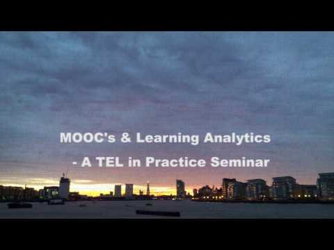 TEL In Practice Seminar - Problems of Korean higher education and learning analytics as solutions