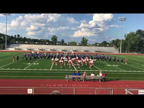 Cv showband parent performance 2017