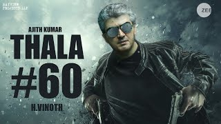 BREAKING: Ajith's 60 Film Director & Other important Details | inbox