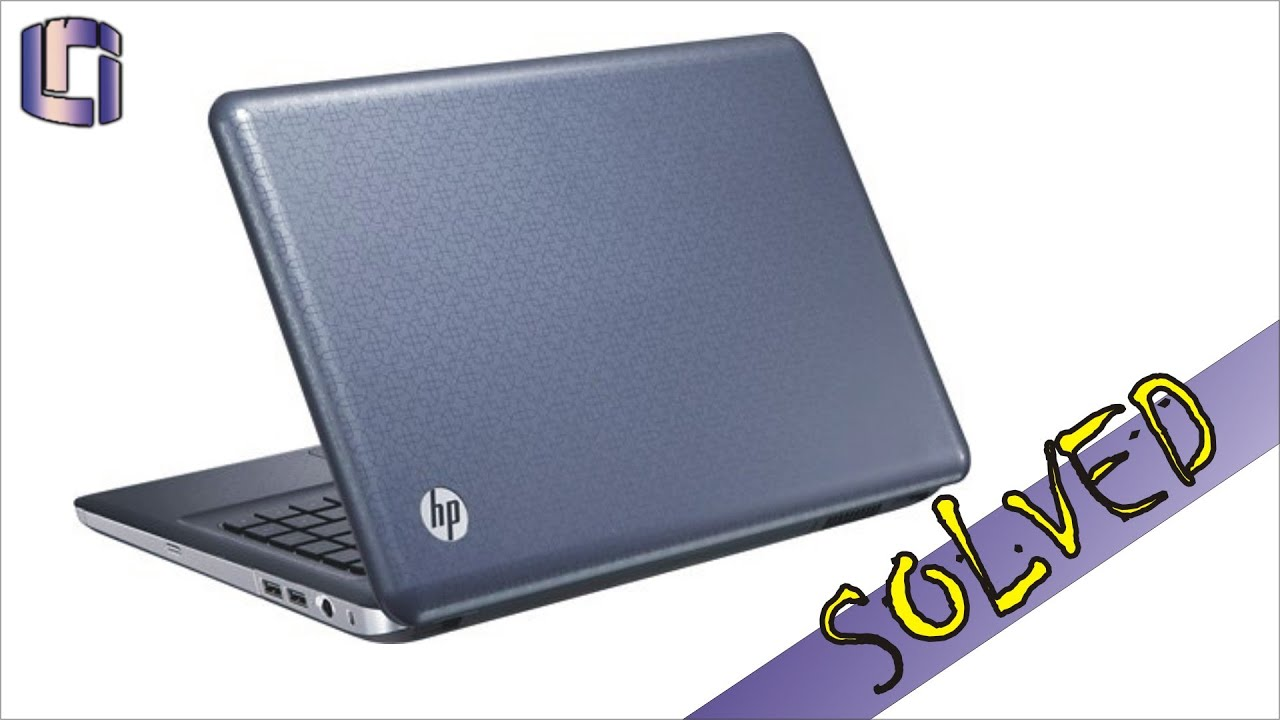 How to fix problem with screen artifacts on HP Pavilion DV5 DV6 DV7 ...
