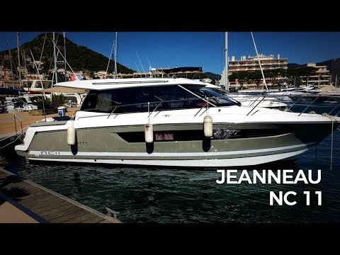 Jeanneau Nc 11 barca a motore usata del cantiere Jeanneau. Yacht in vendita