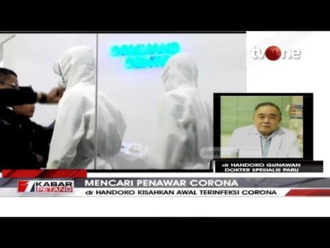 Sempat Rasakan Mual & Demam Tinggi, Dr. Handoko Beberkan Fakta Sebenarya | tvOne