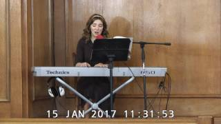 Amalia Preda Cu Haina Iubirii Sa Acoper Mereu London Jan 2017