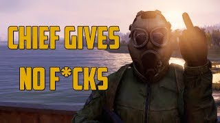 CHIEF GIVES NO F*CKS (DayZ Standalone)