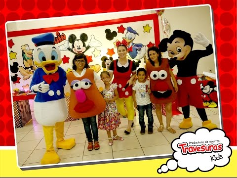 Thumbnail: Show Mickey Mouse - Show Infantiles - Travesuras Kids
