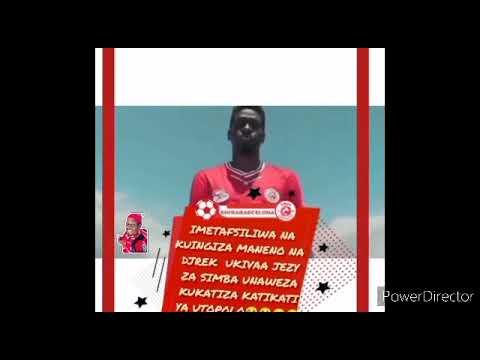 Download Wa bongo hawanadogo tazama video hii utafikiri movie la kivita kumbe Simba sports club utacheka