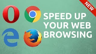 Speed Up Your Web Browsing