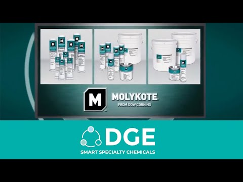 Molykote® Lubricants    High performance lubricants with a rich heritage of discovery