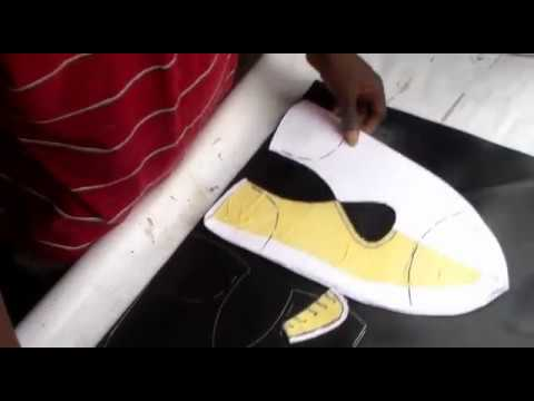Complete Shoe making (part 1)