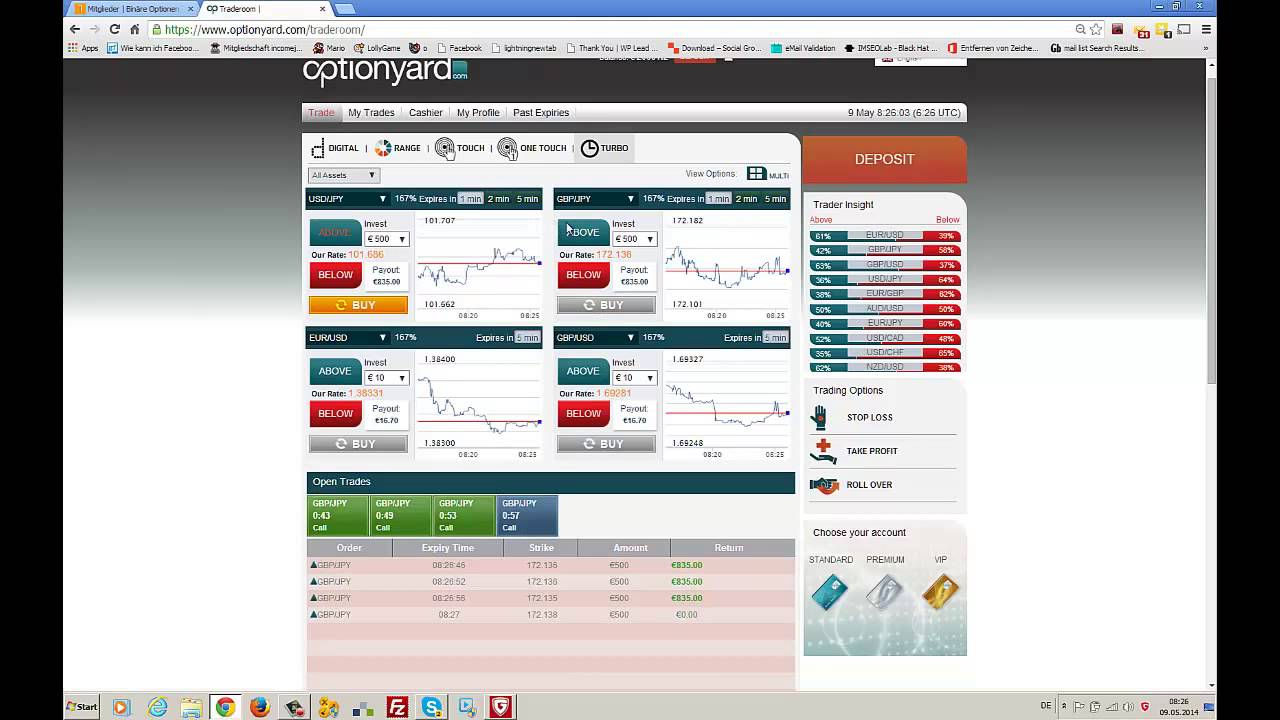 Binary option strategy free pdf kraken download