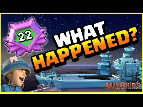 SEASON 2 : SAILING TO RANK 22 - BOOM BEACH WARSHIPS