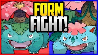Download Venusaur vs Mega Venusaur | Pokémon Form Fight Mp3