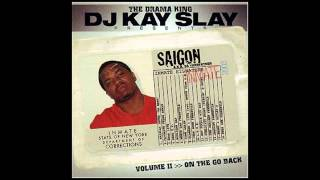 Rough - Dead Beat Dad - Saigon And DJ Kay Slay ‎-- On The Go Back Volume 2