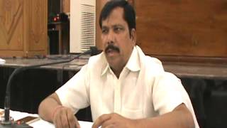 Chaman Saab ZP Chairman In Standing Committee Meeting In Anantapur 2-4-2016