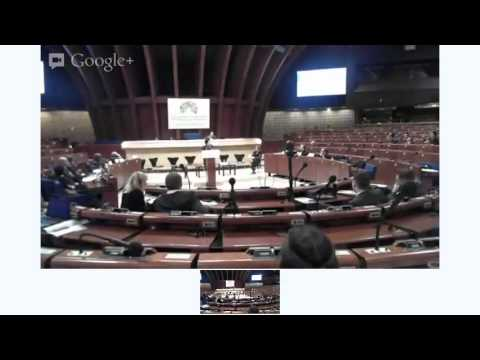 Council of Europe World Forum for Democracy Internet/Media session