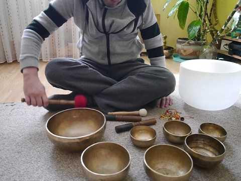 Тибетские поющие чаши в контакте