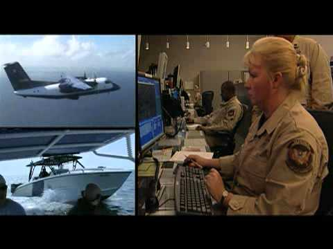 CBP Video: Air Marine Operations Center